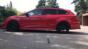 Seat Leon Cupra ST Performance Pack