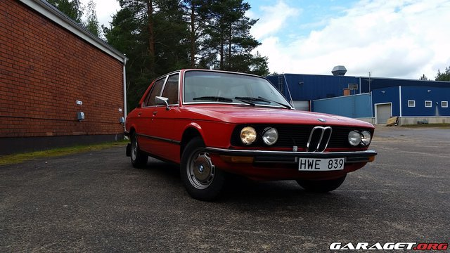 Bmw 518 1975 garaget for Garage auto galon