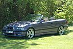 BMW m3 cab individual
