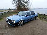 Volvo 740 Turbo