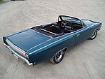 Plymouth Satellite convertible