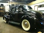 Ford 1939 Standard coupe