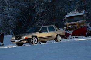 Volvo 740 V8 Quattro