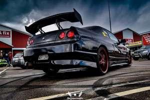 Nissan Skyline R33 GTS25T