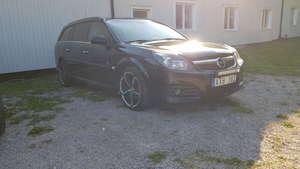 Opel Vectra C 3.0 V6 CDTi