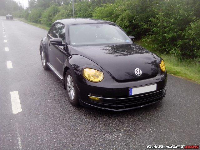 volkswagen the beetle tsi 105 2012 garaget. Black Bedroom Furniture Sets. Home Design Ideas