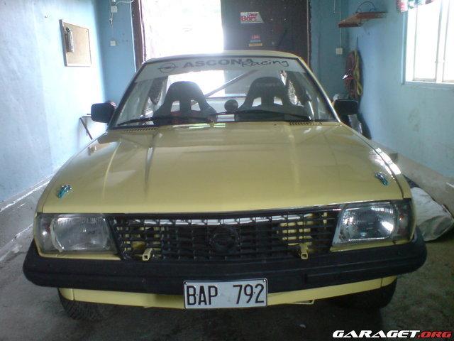 Opel ascona b grh 1977 garaget for Garage opel 77 pontault combault