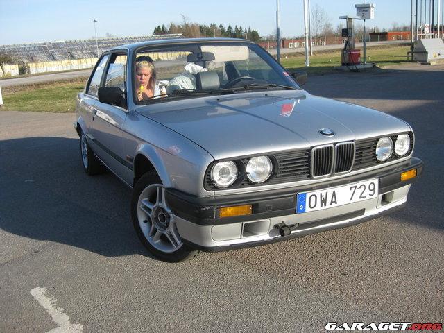 Bmw 316 1990 garaget for Garage specialiste bmw 77