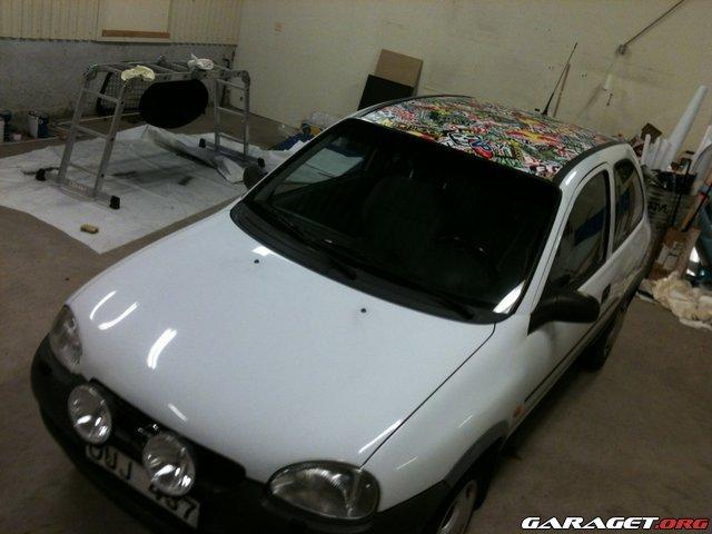 Opel corsa b 1995 garaget for Garage opel 77 pontault combault