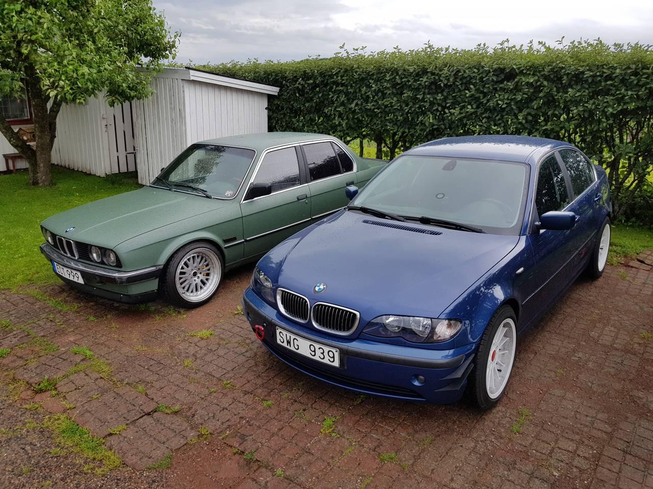 Bmw e46 320i 2002 garaget for Garage specialiste bmw 77