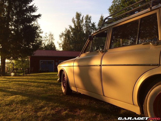 Volvo amazon kombi 1968 garaget for Garage auto galon