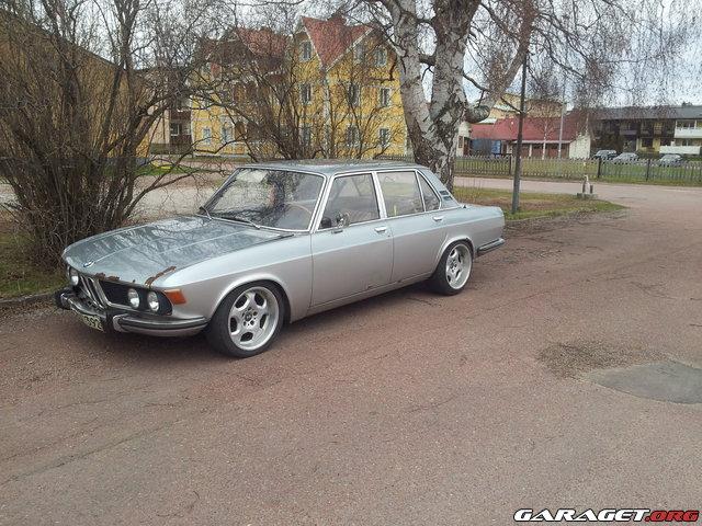 Garaget bmw 2500 1971 for Garage specialiste bmw 77