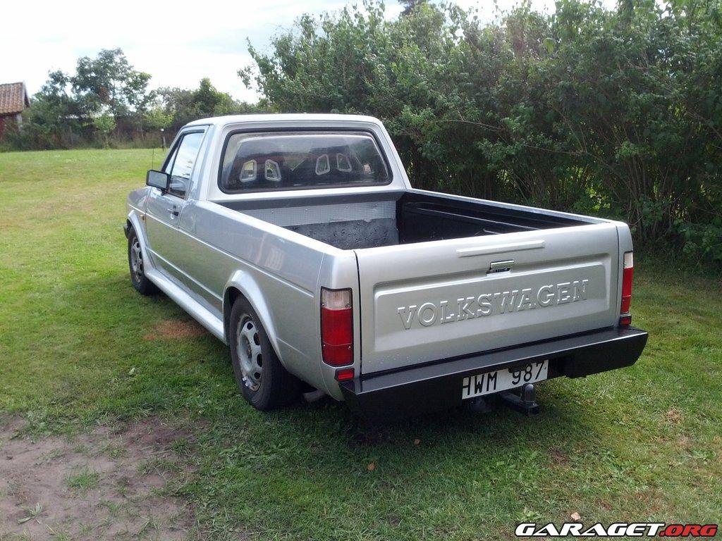 Volkswagen caddy mk1 1987 garaget for Garage volkswagen 78 chambourcy