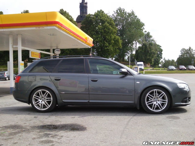 audi a4 2 0 tdi q avant 2008 garaget. Black Bedroom Furniture Sets. Home Design Ideas