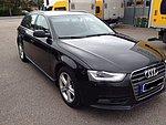 Audi A4 avant 2.0tdi quattro