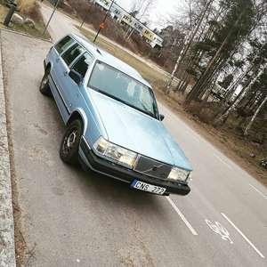 Volvo 765 GLE
