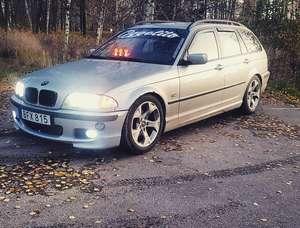 BMW E46 320i Touring