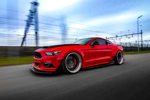 Ford Mustang GT Liberty Walk 5.0L V8