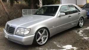 Mercedes S500 W140
