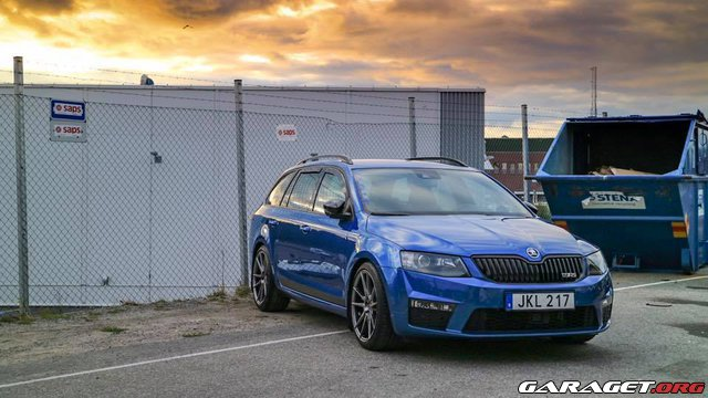 Skoda octavia rs tdi 2015 garaget for Garage skoda 92