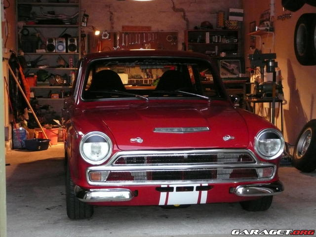 Ford cortina gt lotus 1966 garaget for Garage ford peronne 80