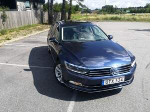 Volkswagen Passat biturbo GTS