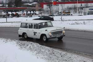 International Harvester Travelall C1000