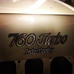Volvo 760 Turbo Intercooler