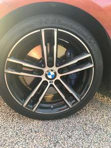 BMW m140i xdrive shadow edition