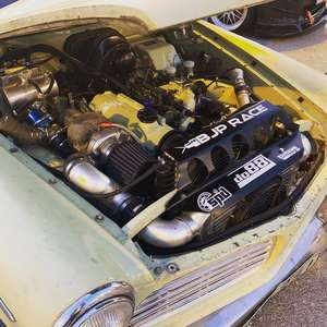 Volvo Amazon Turbo