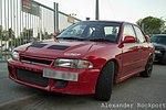 Mitsubishi evo 2