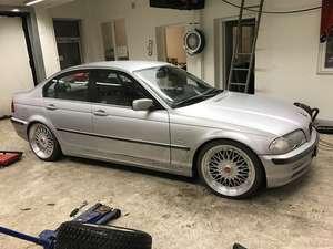 BMW E46 320