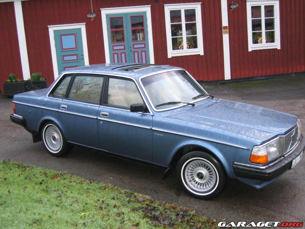 Volvo 240 Gle  1983