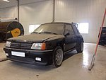 Peugeot 205 DIMMA Turbo 16
