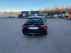 BMW 530 d X-drive