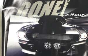 Ford Eleanor GT 500E (supersnake)