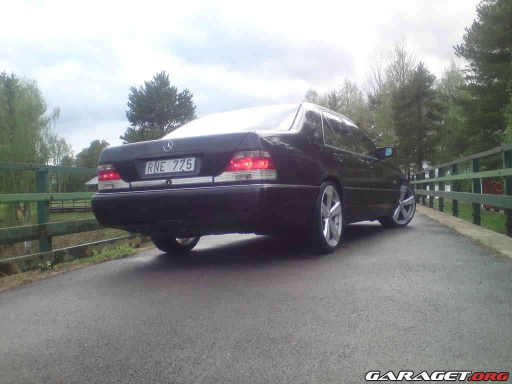 Mercedes s350 dt w140 1993 garaget for Garage mercedes auxerre 89