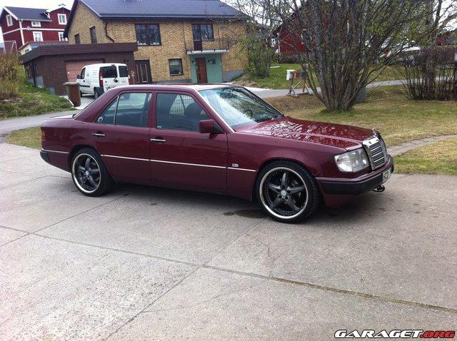 Mercedes e300d 1991 garaget for Garage mercedes auxerre 89