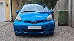 Toyota AYGO Plus Colour Line