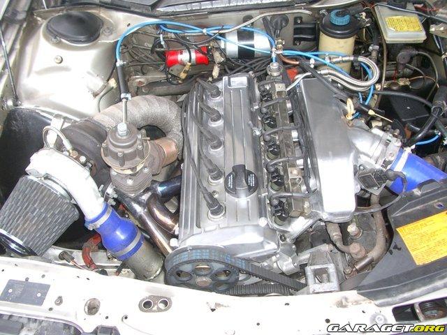 Audi 100 turbo quattro 20v 1988 garaget for Garage audi 91 viry chatillon