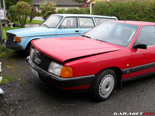 Audi 100 2 2 turbo 1987 garaget for Garage audi 91 viry chatillon