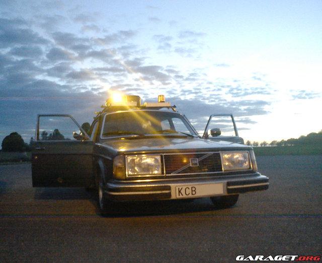 Dahlens Volvo 244 Gl 79 S 197 Ld Sveriges Volvoforum
