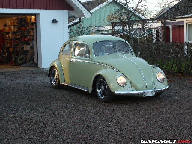 Volkswagen bubbla typ 1 1962 garaget for Garage volkswagen rueil malmaison 92