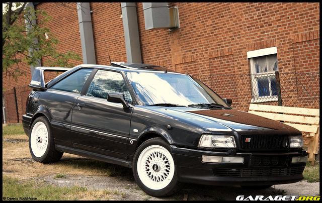 Audi s2 1991 garaget for Garage audi 92 nanterre
