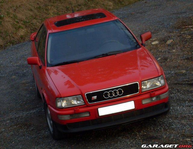 Audi s2 1992 garaget for Garage audi 92 nanterre