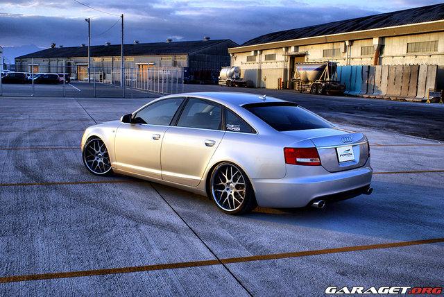 Audi a6 3 2 v6 2005 garaget for Garage audi 92 nanterre