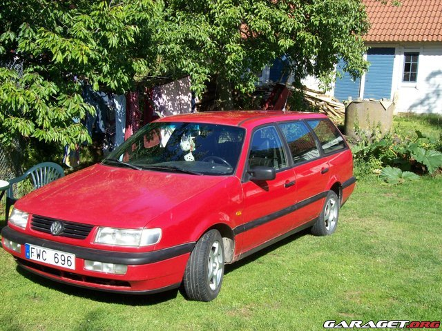 Volkswagen passat tdi 1994 garaget for Garage volkswagen rueil malmaison 92