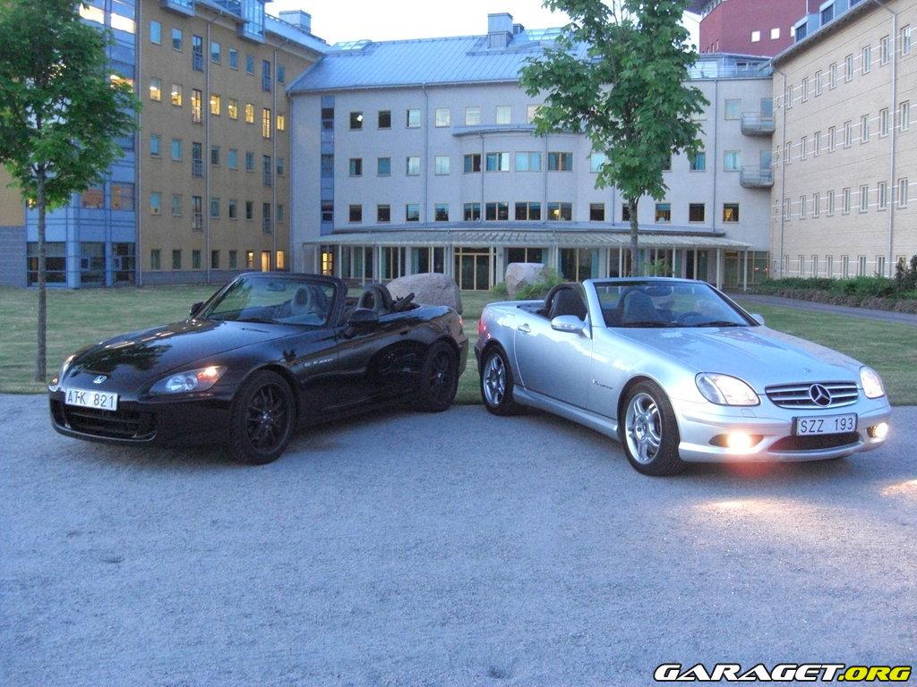Mercedes slk 32 amg 2001 garaget for Garage mercedes 93 bondy