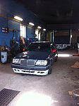 Mercedes w124 1993 garaget for Mercedes garage 93