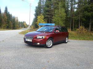 Volvo V50 1,8f